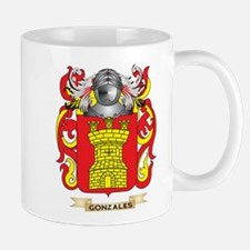 Gonzales Coat of Arms (Family Crest) Mug