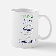Begin Again Mug