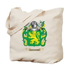 Goodner Coat of Arms (Family Crest) Tote Bag