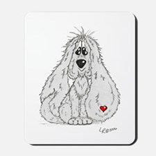 Droopy Dog Mousepad