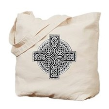 Celtic Cross 19 Tote Bag