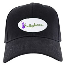 Bellydancer Purple Lime Baseball Hat