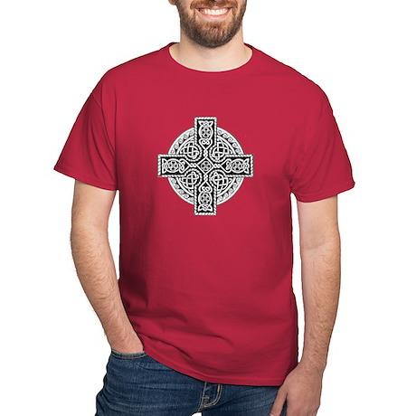 Celtic Cross 19 Dark T-Shirt