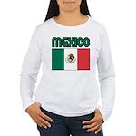 Mexico Women's Long Sleeve T-Shirt