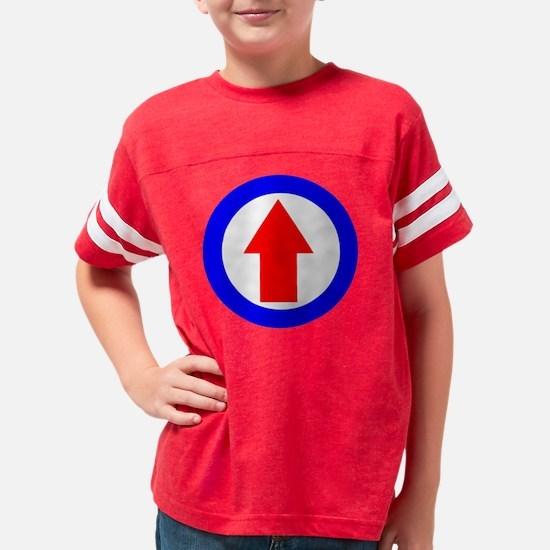 modtargetarrownew2 Youth Football Shirt