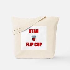 Utah Flip Cup Tote Bag