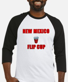 New Mexico Flip Cup Baseball Jersey