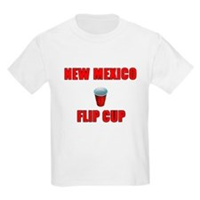 New Mexico Flip Cup Kids T-Shirt