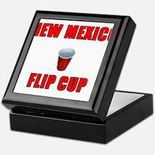 New Mexico Flip Cup Keepsake Box