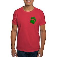 JADE BEAR PAW 2 PKT T-Shirt