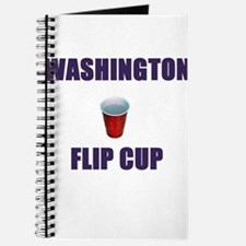 Washington Flip Cup Journal