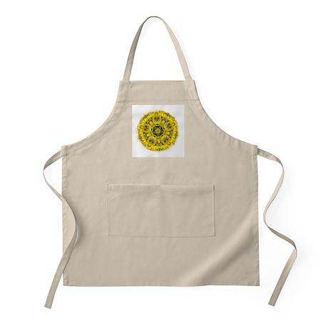 Daisy Mandala BBQ Apron