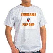 Tennessee Flip Cup Ash Grey T-Shirt