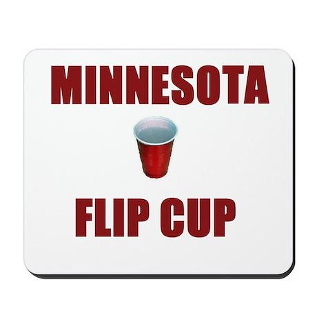Minnesota Flip Cup Mousepad