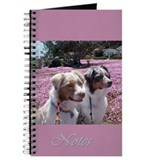 Australian shepherd notebooks Journals & Spiral Notebooks