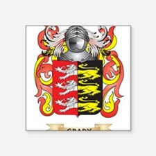 Grady Coat of Arms (Family Crest) Sticker