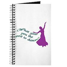 Spirit to dance Journal