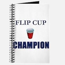 Flip Cup Champion Journal