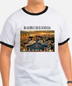 Barcelona Evening T-Shirt