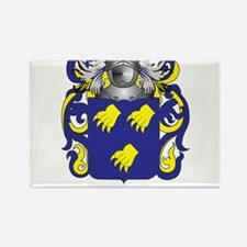Grau Coat of Arms (Family Crest) Rectangle Magnet