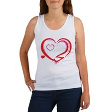 "Arabic ""love"", al-hub Women's Tank Top"