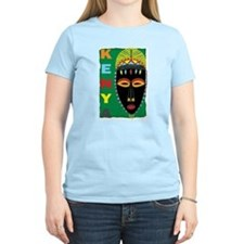 Kenya Mask T-Shirt