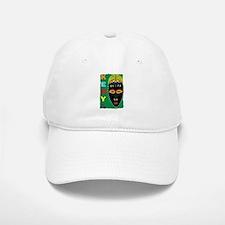 Kenya Mask Baseball Baseball Cap
