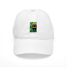 Kenya Mask Baseball Cap