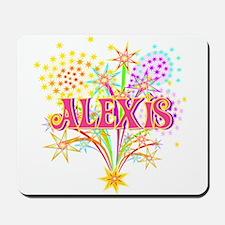 Sparkle Celebration Alexis Mousepad