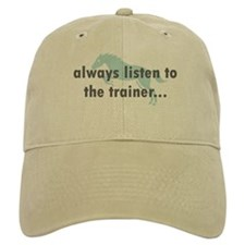 the Trainer Baseball Cap