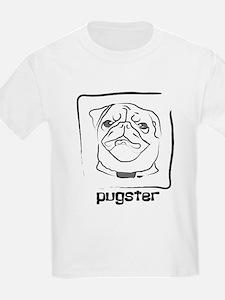 Pugster Art Kids T-Shirt