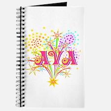 Sparkle Celebration Ava Journal
