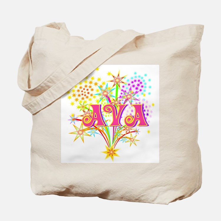 Sparkle Celebration Ava Tote Bag