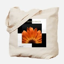 Every Daisy Brings New Hope Tote Bag
