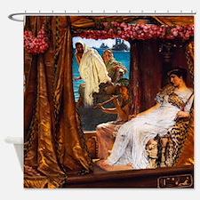 Alma-Tadema - Antony and Cleopatra Shower Curtain