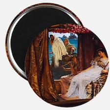 Alma-Tadema - Antony and Cleopatra Magnet