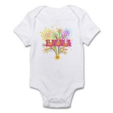 Sparkle Celebration Emma Infant Bodysuit