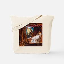 Alma-Tadema - Antony and Cleopatra Tote Bag