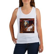 Alma-Tadema - Antony and Cleopatra Women's Tank To