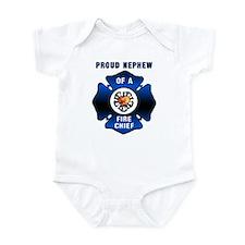 Fire Chief's Nephew Infant Bodysuit