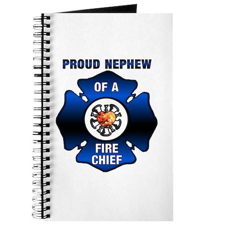 Fire Chief's Nephew Journal