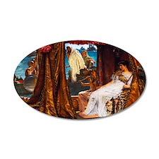 Alma-Tadema - Antony and Cleopatra Wall Decal