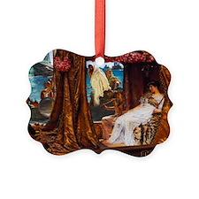 Alma-Tadema - Antony and Cleopatra Ornament