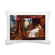 Alma-Tadema - Antony and Cleopatra Rectangular Can