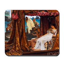 Alma-Tadema - Antony and Cleopatra Mousepad