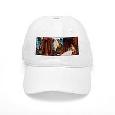 Alma-Tadema - Antony and Cleopatra Baseball Cap