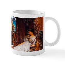 Alma-Tadema - Antony and Cleopatra Small Mug