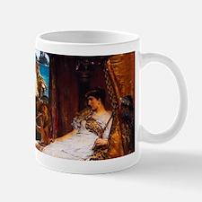 Alma-Tadema - Antony and Cleopatra Small Small Mug