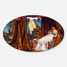 Alma-Tadema - Antony and Cleopatra Decal