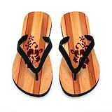 Woody Flip Flops